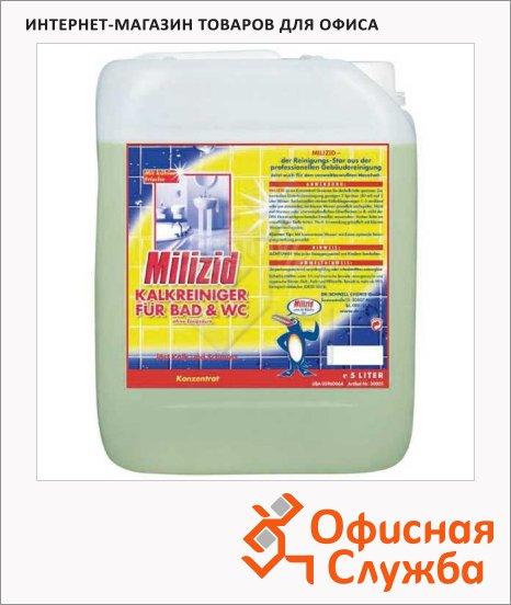Чистящее средство Dr.Schnell Milizid 5л, для санитарных зон, 30005, 144184