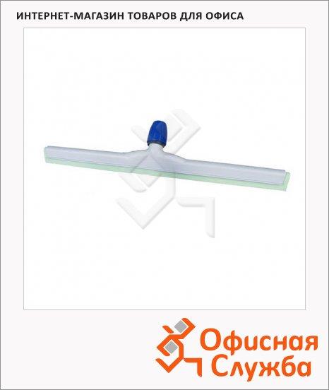 фото: Сгон для пола Vileda Pro 60см гигиенический, двойное резиновое лезвие, 141975