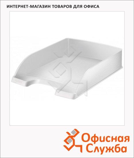 Лоток горизонтальный для бумаг Leitz Style А4, белый, 52540004