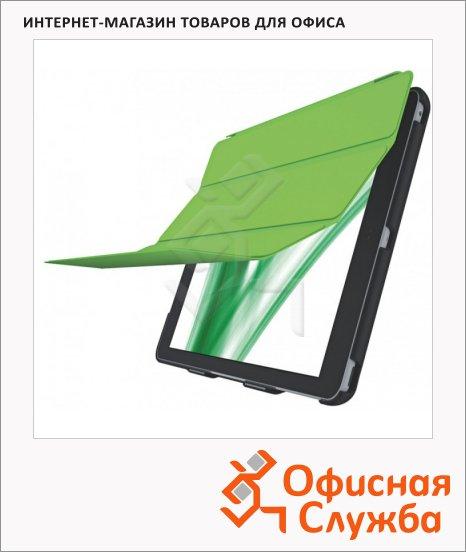 фото: Чехол для Apple iPad Air Complete черный с подставкой, пластиковый, 65000095