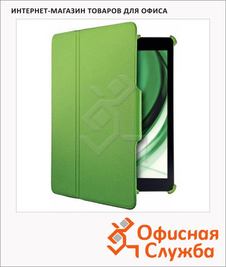 фото: Чехол для Apple iPad Air Complete Smart Grip светло-зеленый полиуретан, 64250050
