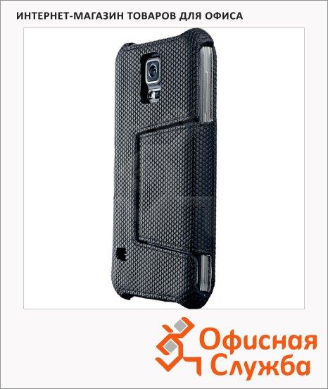 Чехол для Samsung Galaxy S5 Leitz Complete черный, пластиковый, 63740095