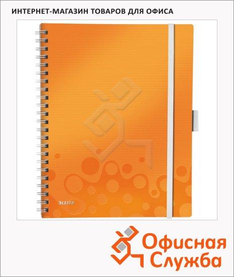 Блокнот Leitz Wow оранжевый, 46450044