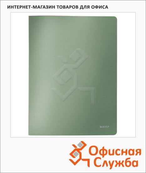 Папка файловая Leitz Style малахит, А4, на 20 файлов, 39580053