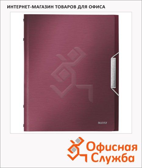 Папка-органайзер Leitz красный гранат, 39960028