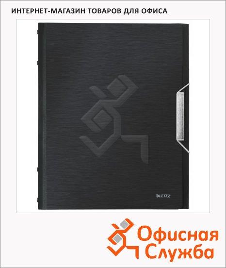 фото: Папка-органайзер черная сталь 39950094
