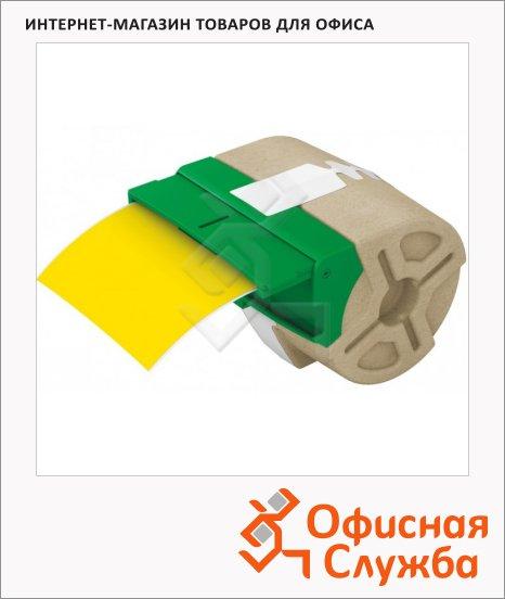 фото: Картридж для принтера этикеток Leitz Icon 88мм х 10м желтый, пластик, 70160015