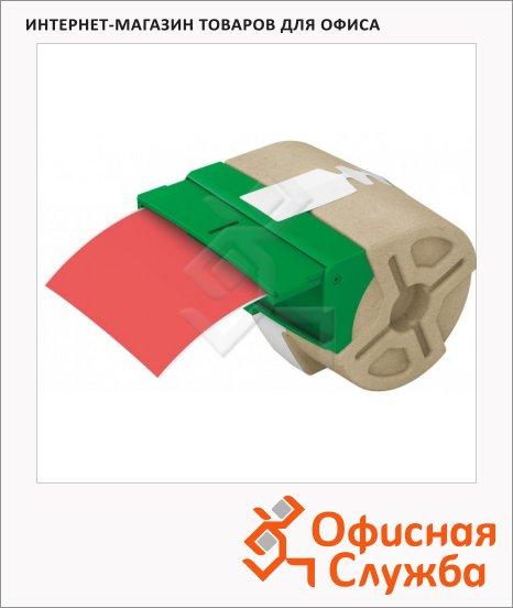 Картридж для принтера этикеток Leitz Icon 88мм х 10м, пластик, красный, 70160025