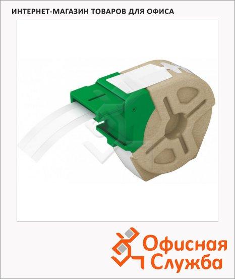Картридж для принтера этикеток Leitz Icon 19ммх22м, белый, бумага, 70100001