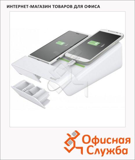 фото: Зарядное устройство Complete 2 USB-порта белое, 64450001