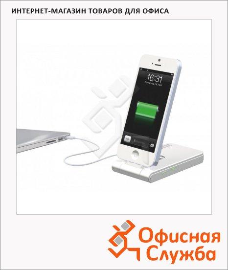 Зарядное устройство Leitz Complete для Apple iPhone и iPod, белое, 63630001