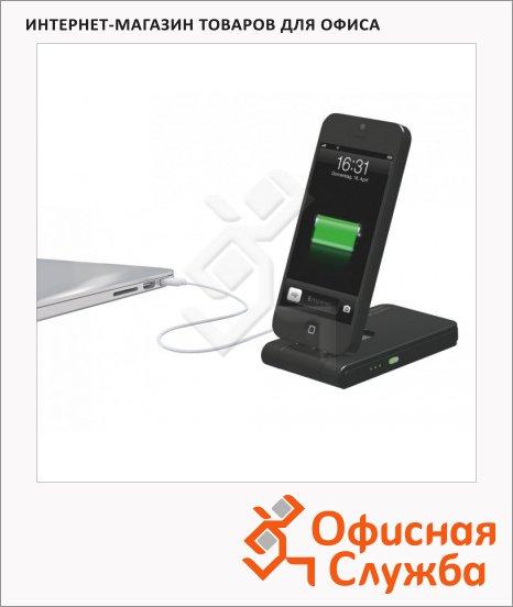 Зарядное устройство Leitz Complete для Apple iPhone и iPod, черное, 63630095