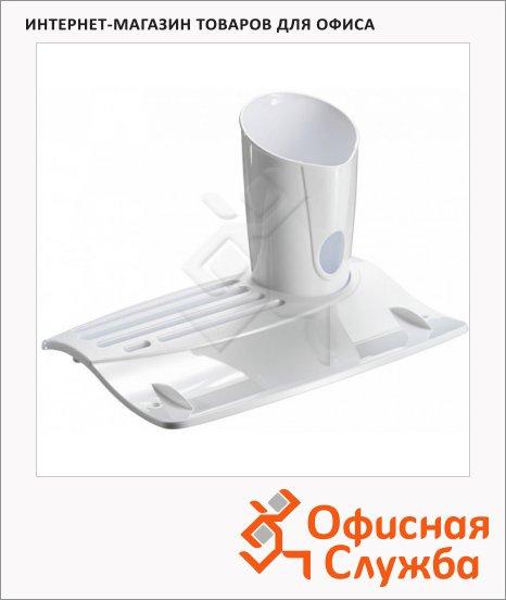 Подставка для ручек Leitz Allura 255x145x180мм, белая, 52020001
