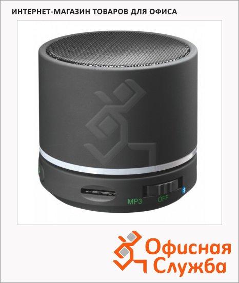 Портативный мини-динамик Leitz Complete черный, Bluetooth, 63580095