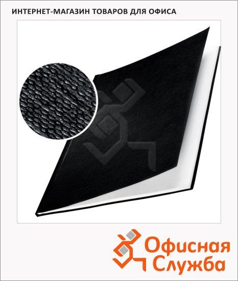 фото: Обложки для переплета картонные Leitz ImpressBIND черные 10 шт/уп, 73960095