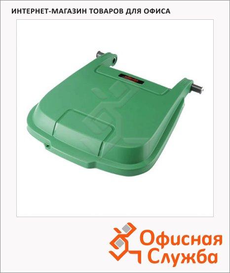 фото: Крышка для контейнера Vileda Pro Атлас 100л зеленая, 137766