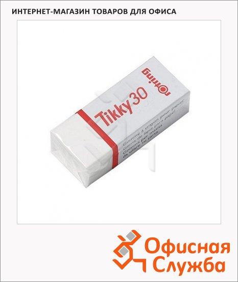 Ластик Rotring Tikky 30, белый, для карандаша, 551430
