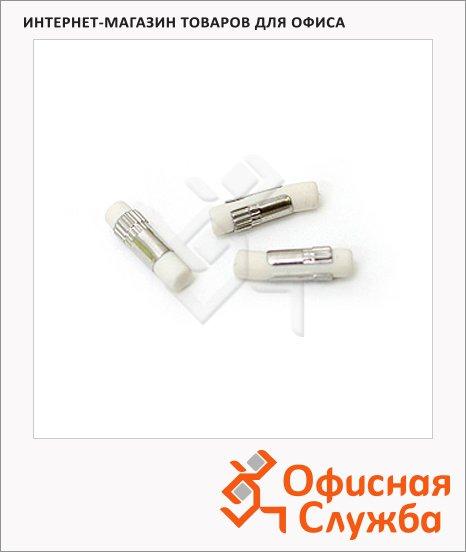 фото: Набор ластиков Rotring белый 3 шт, для автокарандаша, 502721