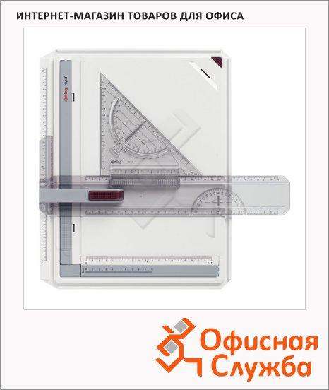 Доска чертежная Rotring Rapid А3, в картоне