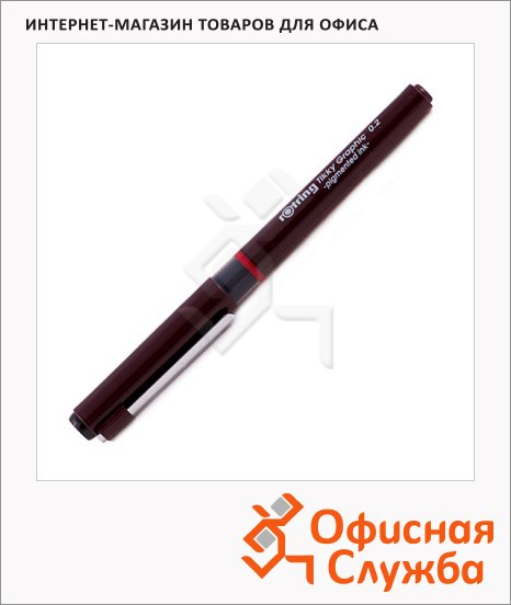 ����� ��� �������� Rotring Tikky Graphic ������, 0.2��, 814740