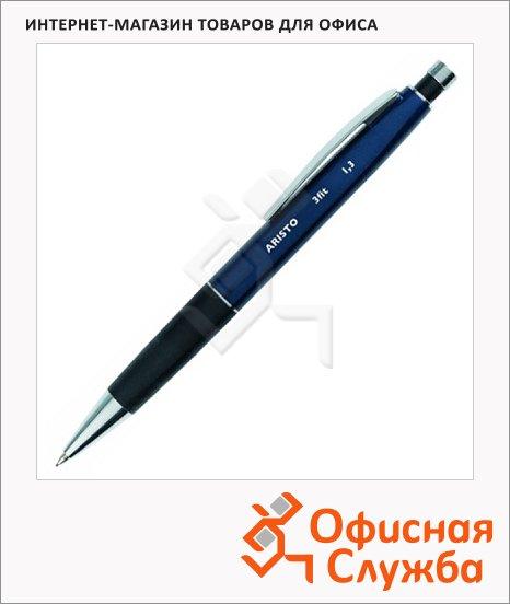 Карандаш механический Aristo 3fit 1.3мм, синий корпус