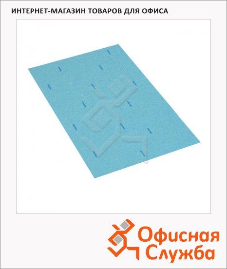Салфетка хозяйственная Vileda Pro Веттекс Макси 26х31см, голубая, 111692