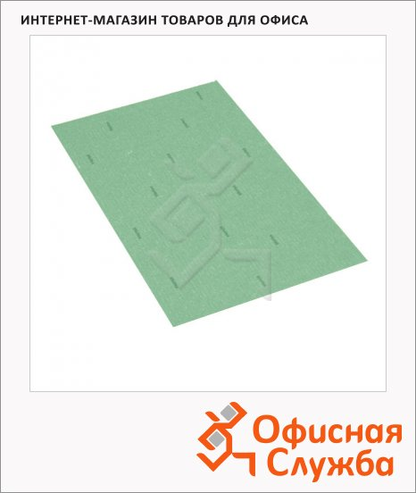 фото: Салфетка хозяйственная Vileda Pro Веттекс Макси 26х31см зеленая, 111694