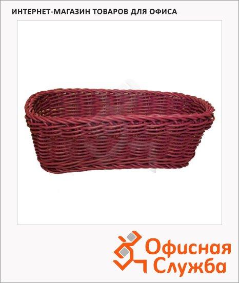 Плетеная корзинка Luxket Superior 24 x 15см