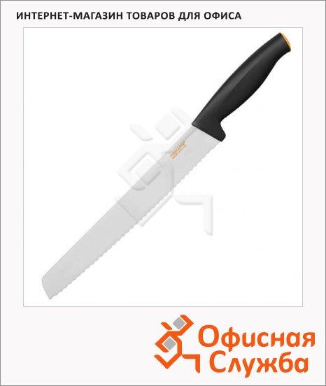 фото: Нож кухонный Fiskars Functional 23см для хлеба