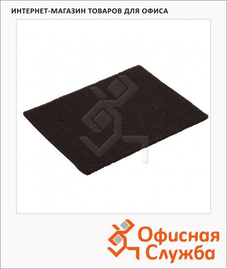 Ручной пад Vileda Pro Стандарт 15х23см, черный, 108908