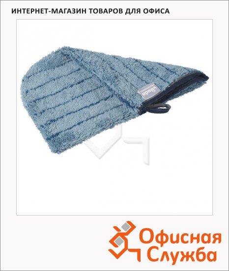 фото: Насадка для швабры моп Хай-Спид Дуо ручной МОП, сине-серый, 508377