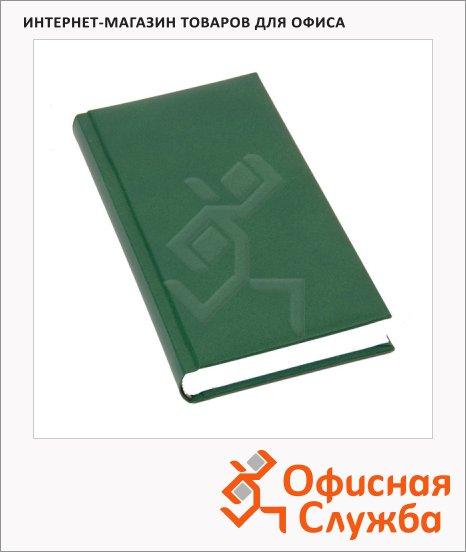Ежедневник полудатированный Brunnen Вояж Дюна зеленый, А5, 180 листов