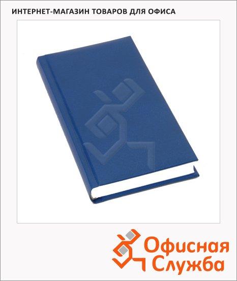 Ежедневник полудатированный Brunnen Вояж Дюна темно-синий, А5, 180 листов