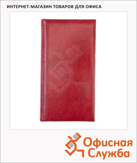 фото: Ежедневник полудатированный Brunnen Вояж Мадера красный А5, 180 листов