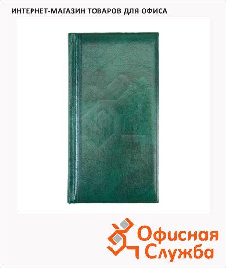 фото: Ежедневник полудатированный Brunnen Вояж Мадера зеленый А5, 180 листов