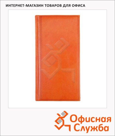 фото: Ежедневник полудатированный Brunnen Вояж Мадера оранжевый А5, 180 листов