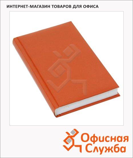 фото: Ежедневник недатированный Brunnen Агенда Дюна оранжевый А5, 160 листов