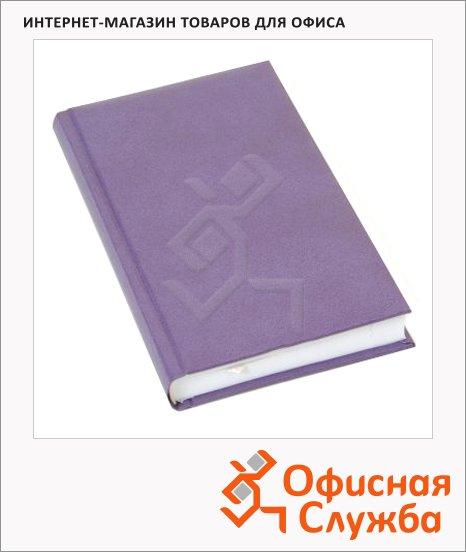 фото: Ежедневник недатированный Brunnen Агенда Дюна фиолетовый А5, 160 листов