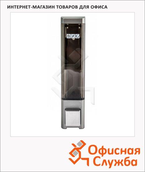 фото: Диспенсер для мыла наливной Bxg Premium SD-1011С хром, 180мл