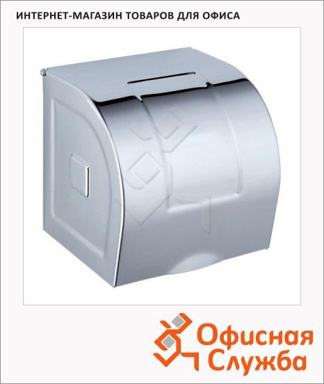 Диспенсер для туалетной бумаги в рулонах Bxg Premium PD-8181A, хром, для стандартных рулонов