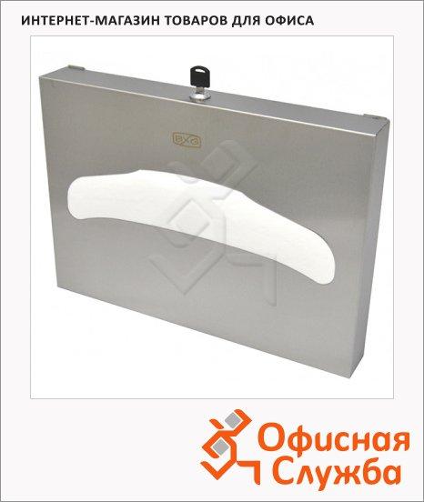 фото: Диспенсер для индивидуальных покрытий на унитаз Bxg Premium CDA-9009 хром