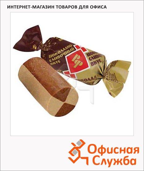 фото: Батончик шоколадный Рот Фронт сливочный 500г