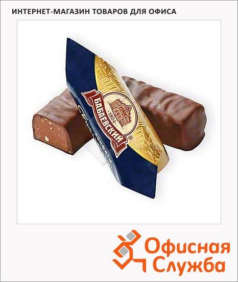 Конфеты Бабаевский Пралине в шоколадной глазури, 500г
