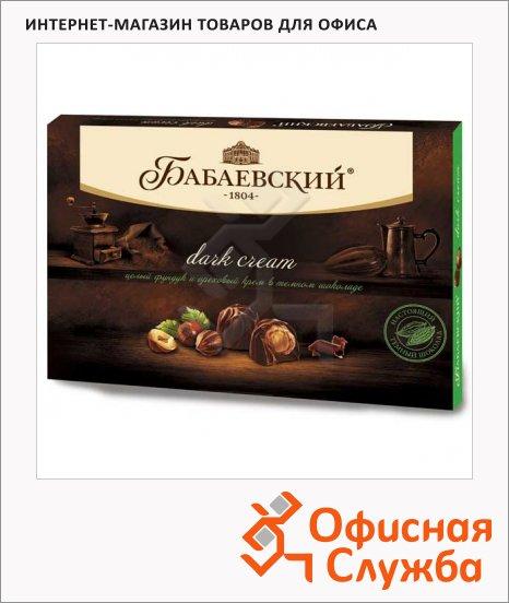 фото: Конфеты Бабаевский Dark cream collection 200г