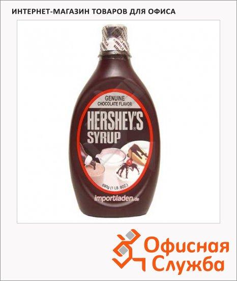 фото: Сироп Hersheys шоколад 680г, ПЭТ