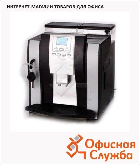 Кофемашина автоматическая Merol ME-709, черная