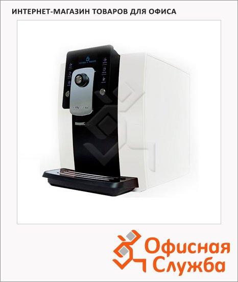 Кофемашина автоматическая Oursson AM6240, 1200 Вт, белая