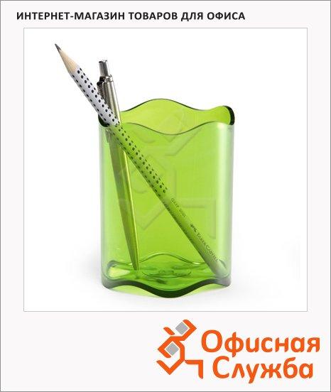 Подставка для ручек Durable Trend 102х80мм, светло-зеленая, 1701235017