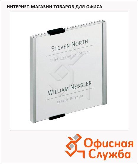 Табличка настенная Durable Info Sign 149х148.5 мм, 4802-23
