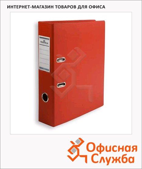 Папка-регистратор А4 Durable, 70мм, красная, 3110-03